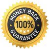 100% Money back guarrantee