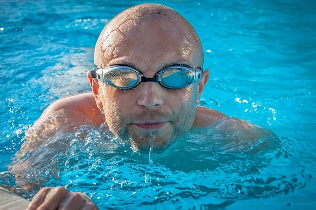 Swimming is Good for Your Back and Joints