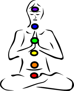 The third eye chakra is seated in middle of the forehead in between the brows and extends to the inner part of the brain. It also said to extend to the pineal gland or it is the pineal gland itself.