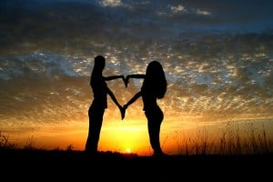 Twin Flames or Twin Souls are matching spirits that normally fit each other like a glove. They are the ultimate Soul Mates.